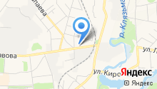 АВТО-СТО на карте