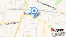 Kassir.ru на карте
