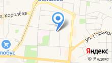 Крошка Ру на карте