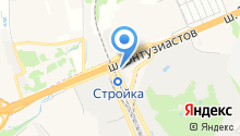 АВТОВЭЙ на карте