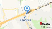Шкаф-Бест на карте