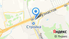 NovaSport на карте