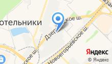 RusBarrier на карте