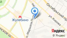 Dental-Zhulebino на карте