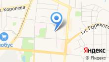 КлинингПрофи на карте