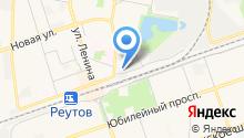 Балашихинское РАЙПО на карте