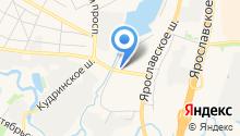 НТВ-ПЛЮС на карте