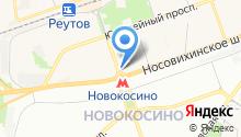 ОбластьПлюс на карте