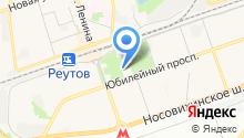 Восторг на карте
