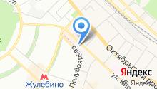 Миниполис Самоцветы на карте
