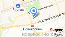 Детский музыкальный театр на карте