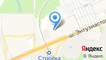 Дилл на карте