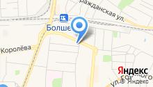 Нотариус Базаева Е.В. на карте