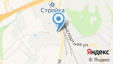 СОД-98 на карте