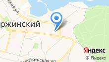 Велюр на карте