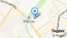 Дизельсервис Автовек на карте