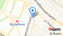 Ателье на ул. 3 Почтовое отделение на карте
