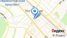 Авиа-ФС на карте