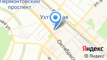 Se-navigator на карте