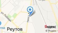 Ателье по ремонту одежды на проспекте Мира на карте