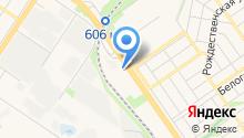 Авто-Белогорье на карте