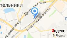 SK-Avto на карте
