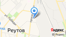 Термотекс-М на карте