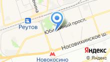 MSK-SOS на карте