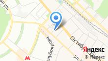 Биотрикс  - Санитарная Служба Биотрикс в Люберцах на карте