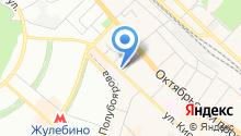 Ателье на ул. Кирова на карте