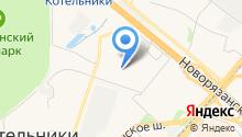 Kponline на карте