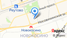 Детский сад №4, Ивушка на карте