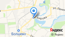 Королёвское ГОРПО на карте