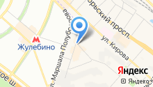 Донер-кебаб на карте