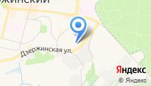 Военно-мобилизационный отдел на карте
