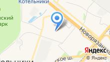Белорусские на карте