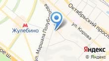 ГОРОДОК Б на карте