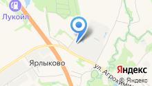 ЖБИ 11 на карте