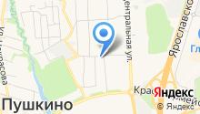 New Village на карте