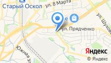 Гнитиёва Е.Д. на карте