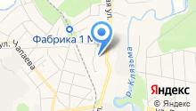 Детский сад №32, Ромашка на карте