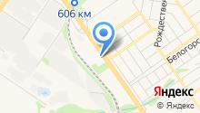 БОШ-автосервис на карте
