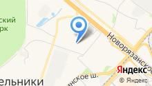ПАРКОВЫЙ, ТСЖ на карте