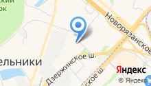 СОС-Ворота на карте