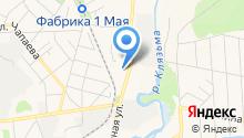 АДС-Сервис на карте