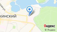 На Лесной, ТСЖ на карте