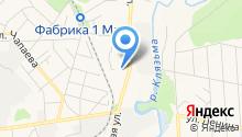 Мастерская по ремонту одежды на Советской на карте