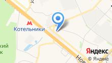 ТНП на карте