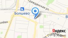 Нотариус Позднякова С.А. на карте