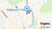 Магазин фруктов и овощей на Советской на карте